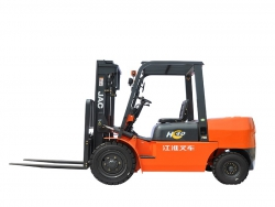 H系列3.8-4吨内燃平衡重叉车