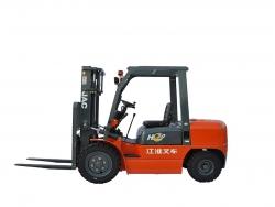 H系列3-3.5吨内燃平衡重叉车