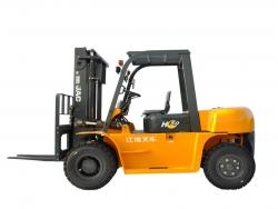 H系列5-7吨内燃平衡重叉车