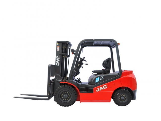 J系列2.5吨内燃平衡重叉车