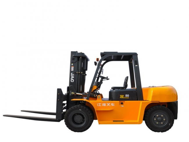 H系列8吨内燃平衡重叉车
