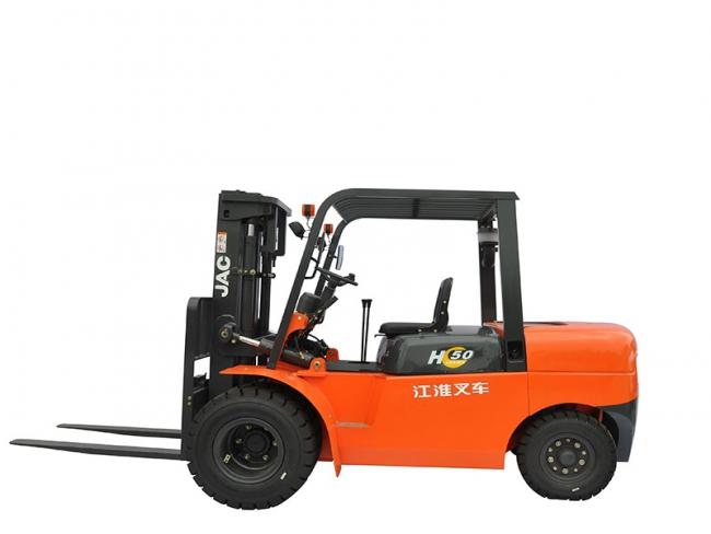 H系列4.2-5吨内燃平衡重叉车